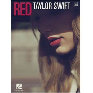 Taylor Swift - Red (Paperback)